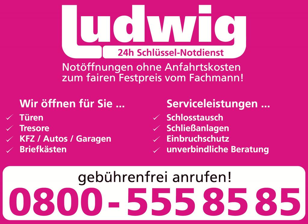 Schlüsseldienst Ludwig Service
